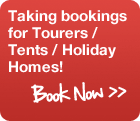 Reserve your Holiday Homes and pitches! Book Now.